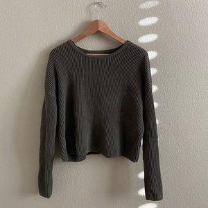 Green Pacsun sweater